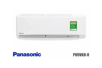Máy Lạnh PANASONIC Inverter 1.0 HP CU/CS-PU9VKH-8 (New 2019) (10.5)